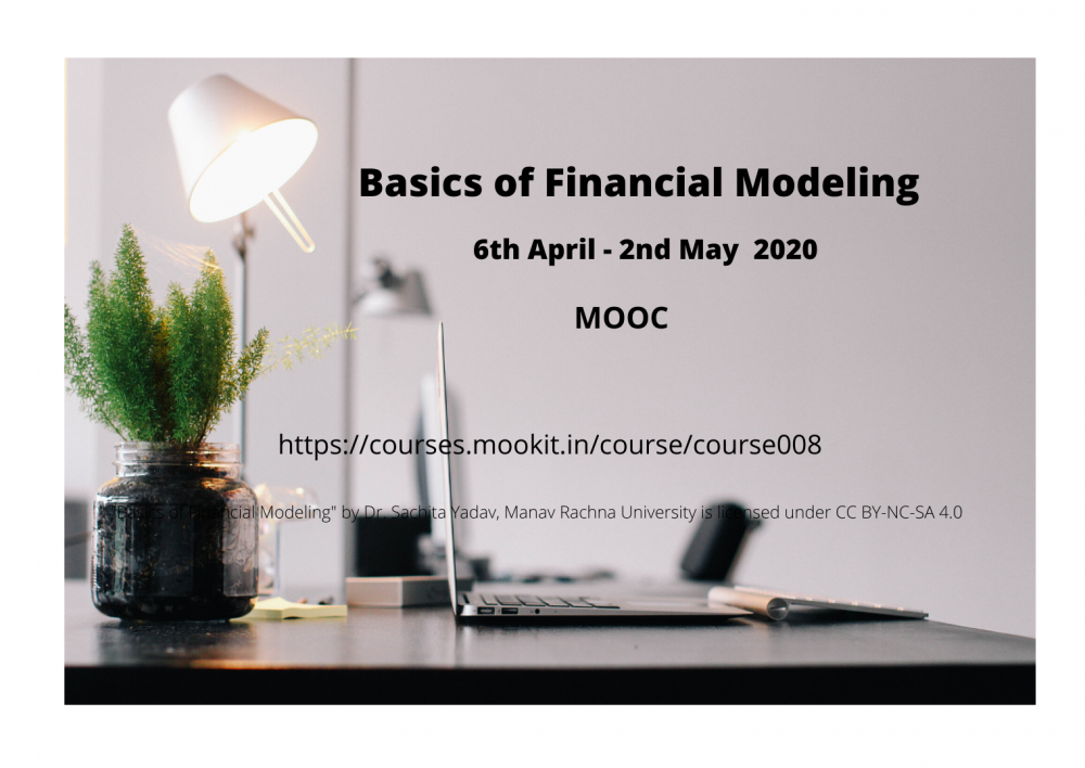 Basics of Financial Modeling